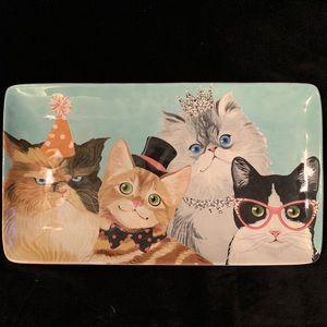 Party Cat Platter
